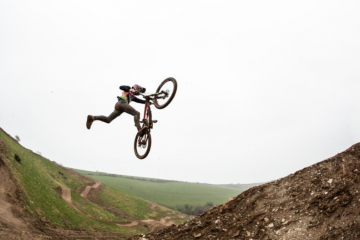 woody's bike park jumps